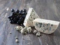 Blue Mammen Cheese Block