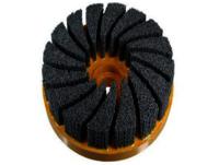 Circular nylon brush