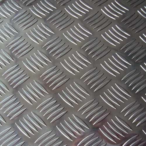 Aluminium Chequer Sheet