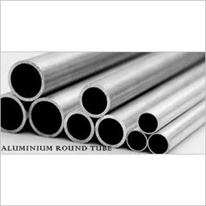 Aluminium Round Tube 6063