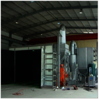 Sand-Blasting Tank, Sandblasting Equipment and Sandblasting Room