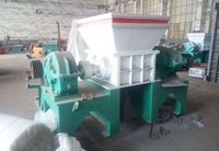 Large waste rotor crushing machine production line Price