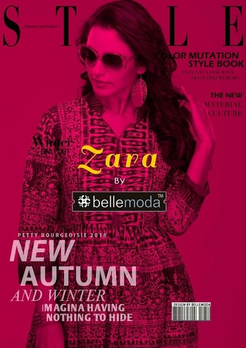 Zara Western Kurtis And One Pcs Garments By Bellemoda