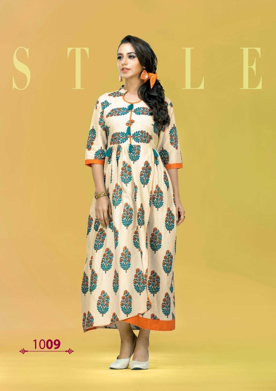 Zara Western Kurtis And One Pcs Garments By Bellemoda