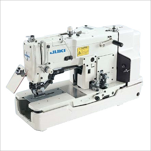 1 Needle, Lockstitch Buttonholing Machine