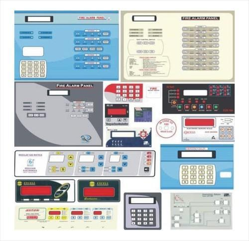 Control Panel Stickers