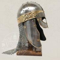 Helmet – Medieval Viking (Chainmail)