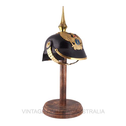 Helmet – Modern War – Prussian Artillery (Pickelhaube)