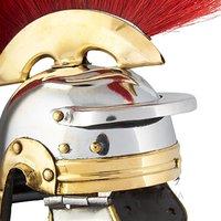 Miniature Helmet  Medieval Crusader Knight