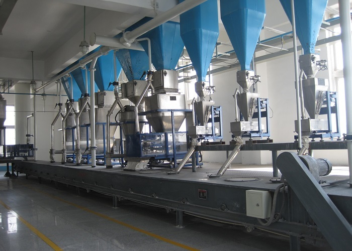 Washing powder plant / Detergent powder making machine