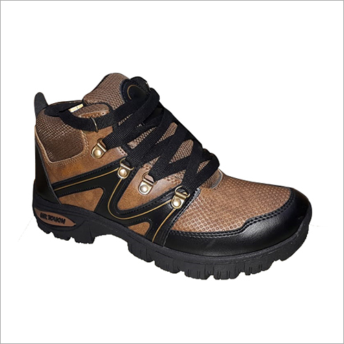 Mens Anti Skid Trekking Shoes