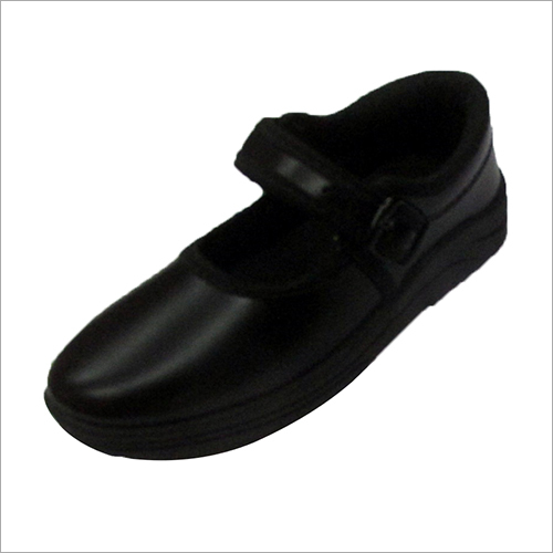 Girls Belly School Shoes