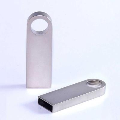 Metal Silver Pen Drive (X1611)