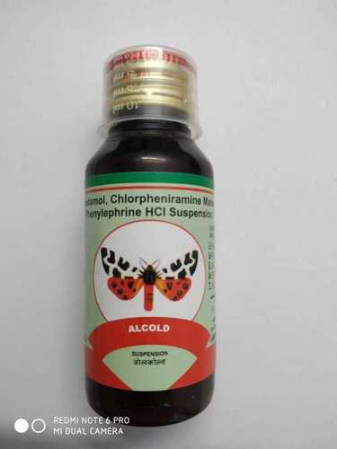 PARACETAMOL 125mg + C.P.M. 1mg + Phenylephrine HCL 2.5 mg