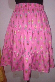 skirt&top