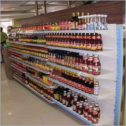 Retail Store Rack