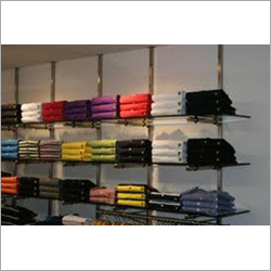 Garment Shelf Rack