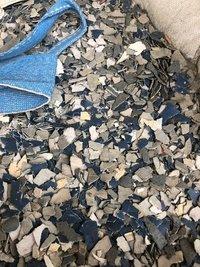 PVC Floor Scrap