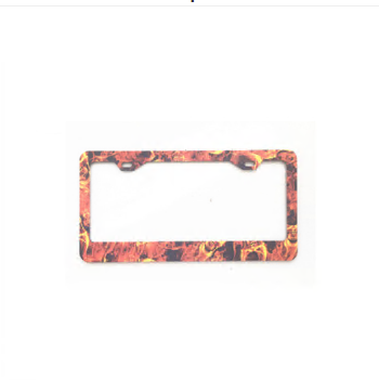 Features for license plate frames/license plate holders 9