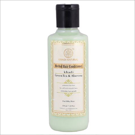 Green Tea and Aloevera Herbal Hair Conditioner