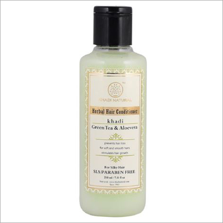Green Tea and Aloevera Herbal Hair Conditioner SL Paraben Free