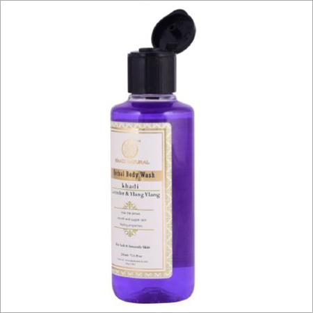 Lavedar & Ylang Herbal Body Wash