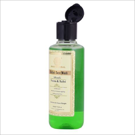 Neem and Tulsi Herbal Face Wash