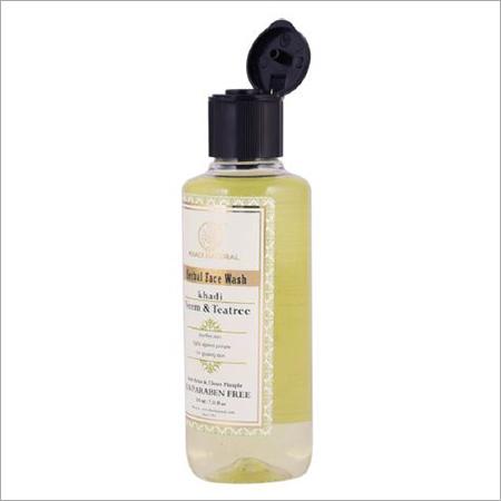 Neem And Tea Tree Herbal Face Wash