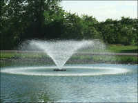 Calix Floating Fountain