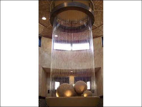 High Led Fountain