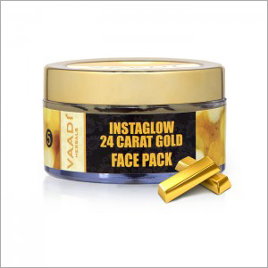 24 Carat Gold Face Pack