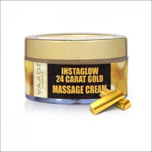 24 Carat Gold Massage Cream