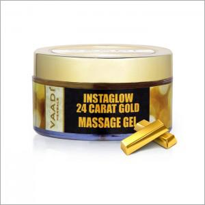 24 Carat Gold Massage Gel
