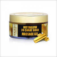 24 Carat Gold Massage Gel