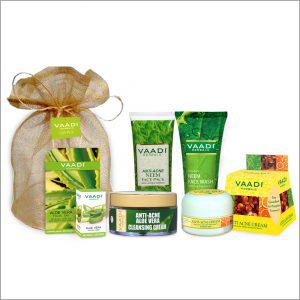 Aloe Vera Acne Treatment Set