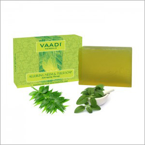 Alluring Neem and Tulsi Soap