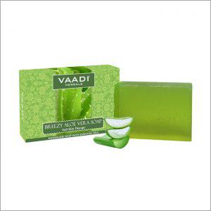 Breezy Aloe Vera Soap