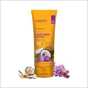 Coconut Sunscreen Lotion