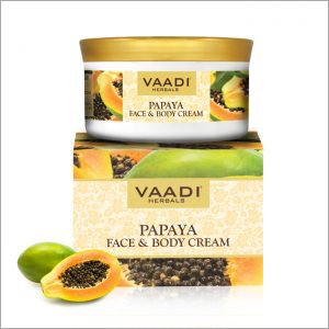Papaya Face & Body Cream