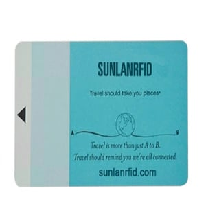 Reasonable price RFID contactless card