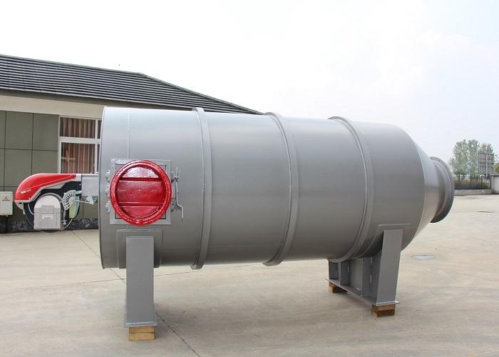 Hot air furnace