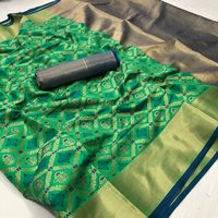 Traditional Patola Saree
