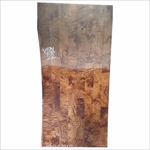 Ash Burl Box M Plywood