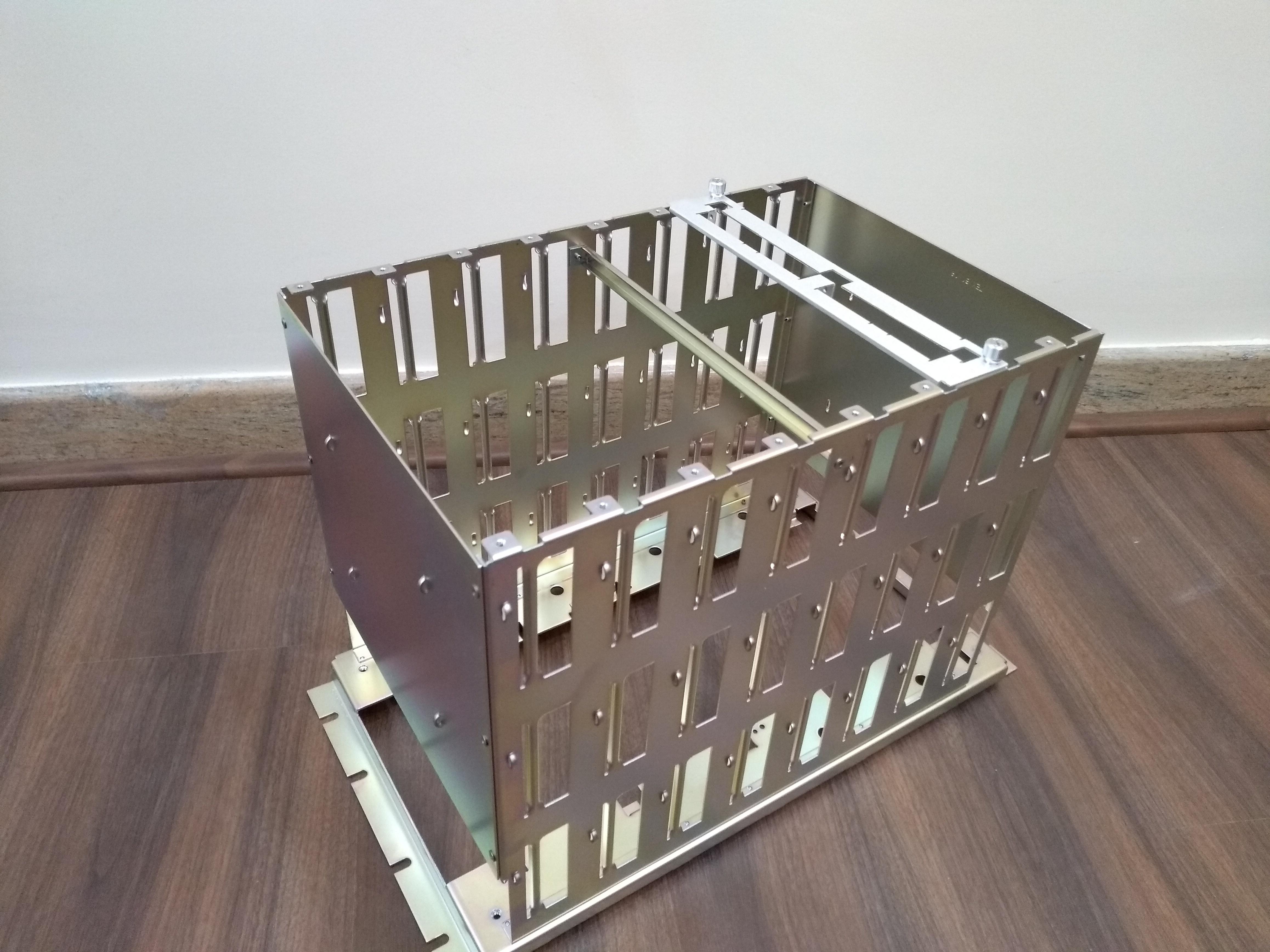 Sheet Metal Fabrication Component