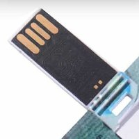 Credit Card Pen Drive (X1640)