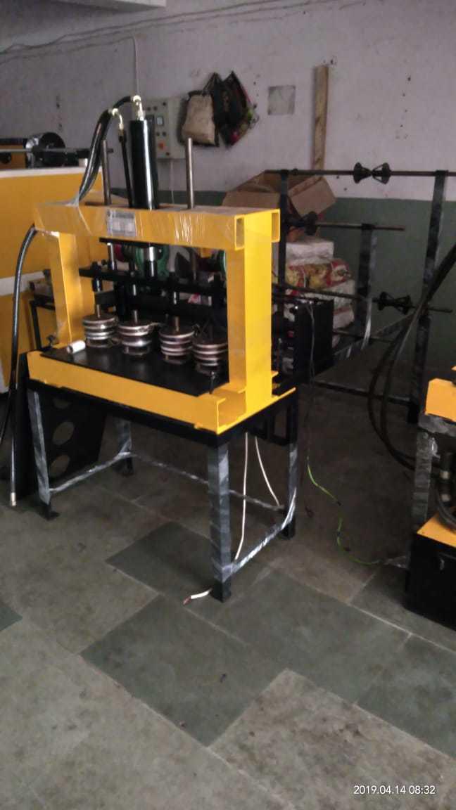 H Type Hydraulic Cutting Machine