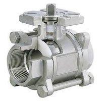 3-piece-ball valve