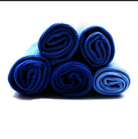 microfiber pearl towels with stitch edge