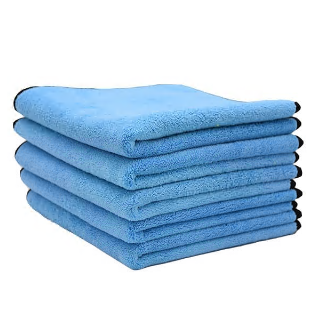 High Density Premium Plush Towel