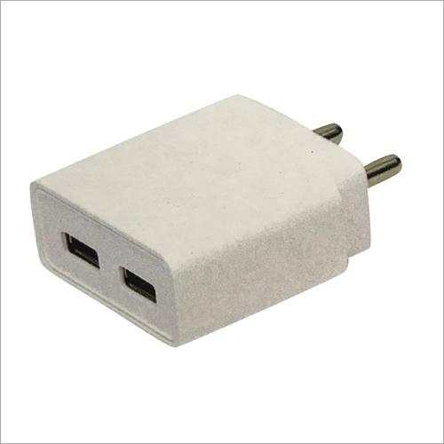 2.1A Dual USB Charging Adaptor